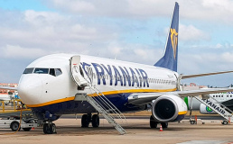 Ryanair увеличит частоту рейсов из Украины