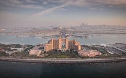 В Дубае откроется смотровая площадка с видом на остров Палм-Джумейра