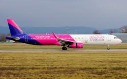 Wizz Air анонсировал 15 новых рейсов из Польши