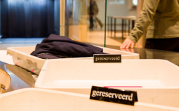 В аэропорту Амстердама ввели персональный Security Check