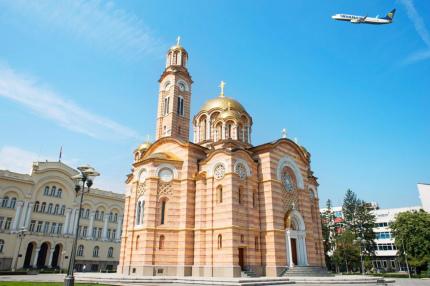 Ryanair будет летать в Боснию и Герцеговину